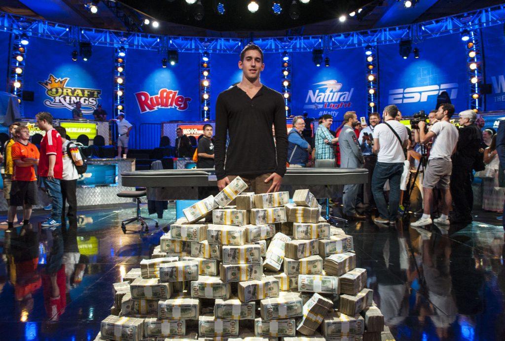 Даніель Колман виграв WSOP One Drop
