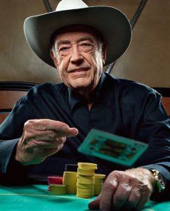 Легенда покеру Дойл Брансон