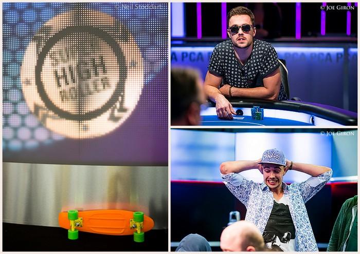 psychology poker