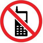 Вимкніть телефон