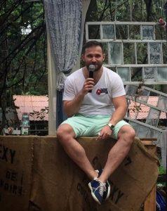 Євген Качалов у Києві