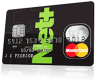 Банківська картка Neteller
