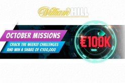 €100K October Missions на William Hill Poker