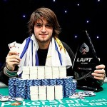 Алекс Комаромі виграв Event # 5 WSOPE2015