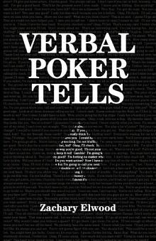 книга Verbal Poker Tells