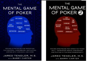 "Книги ""The Mental Game of Poker 1, 2"""