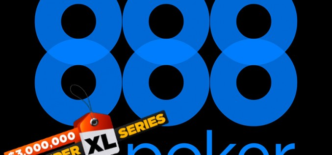 888poker анонсували Super XL Series