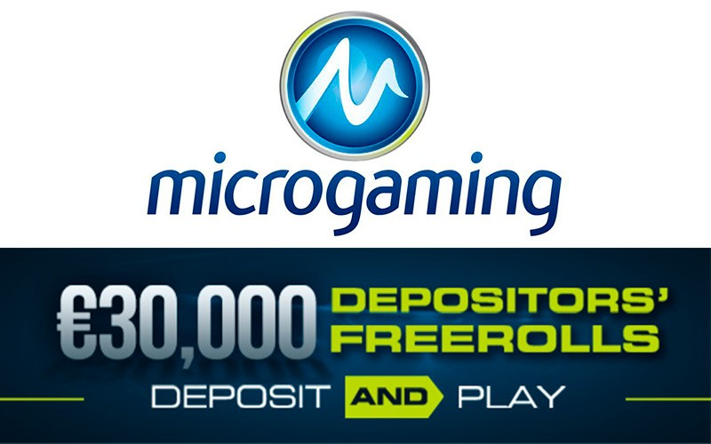 €30,000 Depositors 'Freerolls в мережі MPN