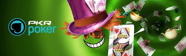 €30 000 - божевільний березень на новому PKR Poker