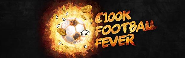 Акція €100k Football Fever в мережі Ipoker (WilliamHill, TitanPoker)