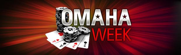 Тиждень омахи на PokerStars!