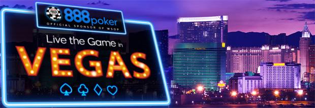 """Акція """"Живіть грою в Вегасі"""" від 888poker"""