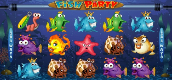 Fish Party на RedStar Poker
