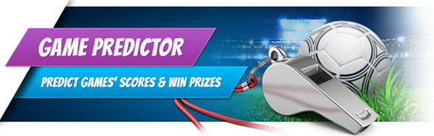 Game Predictor на William Hill